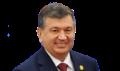icon Shavkat Mirziyoyev