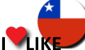 Popularidad de Chile