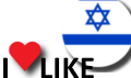 Popularity of Israel