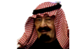 icon polls Abdullah of Saudi Arabia