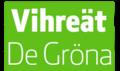 icon Vihreät De Gröna