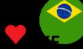 Popularidade do Brasil