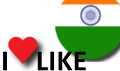 icon Popularity of India