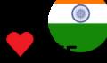 icon polls Popularity of India