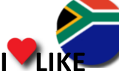 icon Popularity of South Africa