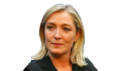 icon polls Marine Le Pen