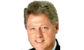 icon polls Bill Clinton