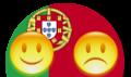 icon polls Situação política em Portugal