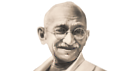 icon Mohandas Gandhi