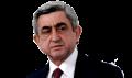 icon Serzh Sargsyan