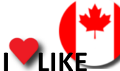 icon Popularity of Canada