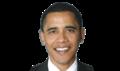 icon polls Barack Obama