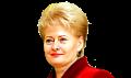 icon polls Dalia Grybauskaitė