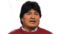 icon polls Evo Morales Ayma